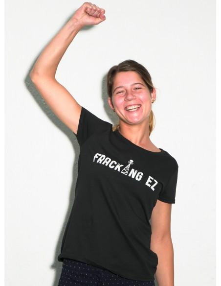 Camiseta Fracking Ez (negra)