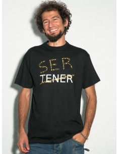 Camiseta Ser / Tener (en algodón ecológico)