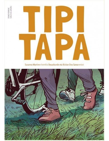 Comic Tipi Tapa
