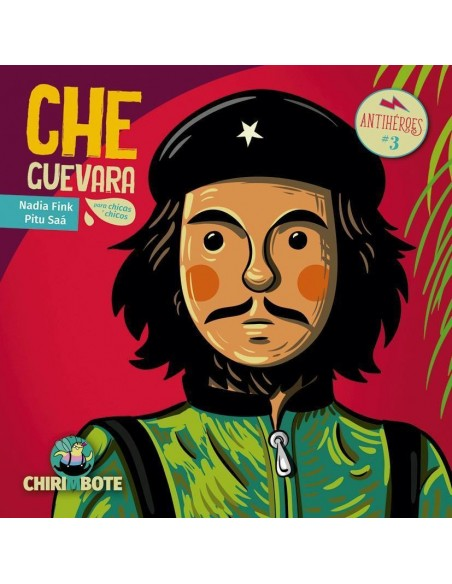 Che Guevara para niñas y niños