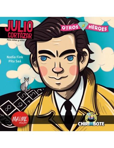 Julio Cortázar para niña y niño