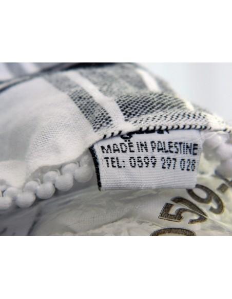 Pañuelo palestino autentico (Kufiyya)