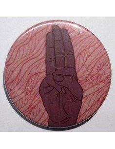 Chapa 3 dedos