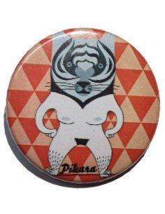 Chapa tigresa Pikara