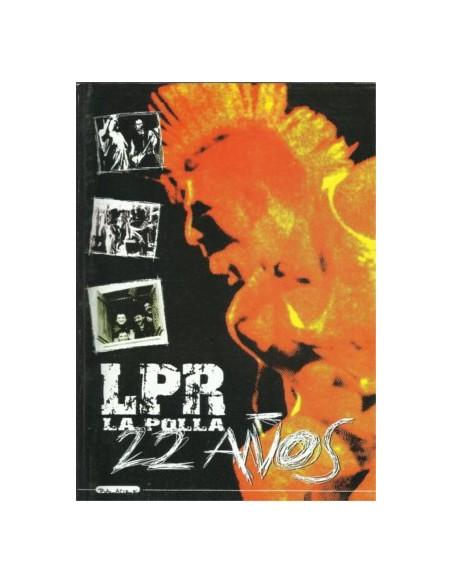 Libro-revista sobre LPR (La Polla)
