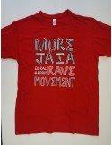 Camiseta More Jaia. Euskal Herria Rave Movement