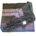 Pañuelo palestino autentico (Kufiya) multicolor