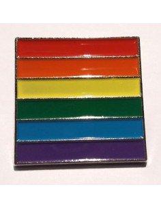 Pin bandera LGBTIQ