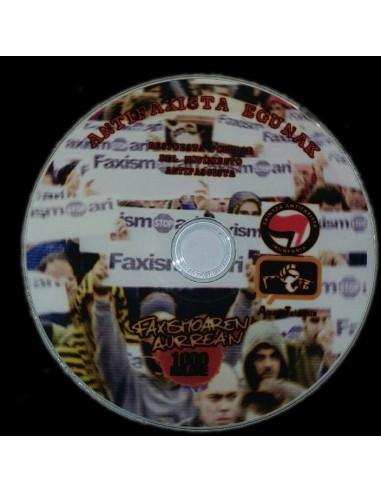 DVD Antifa egunak