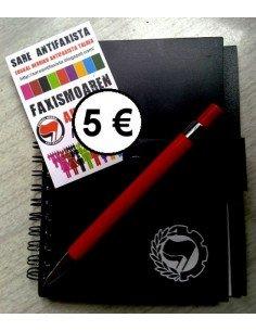 Cuaderno Antifa