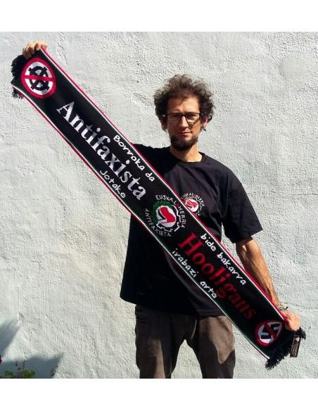 Bufanda Antifaxista Hooligans