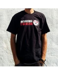 Camiseta Antifaxismoa ez da delitua