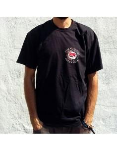 Camiseta negra Euskal Herria Antifaxista