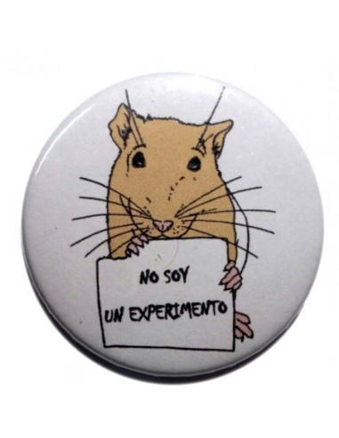 Chapa No soy un experimento
