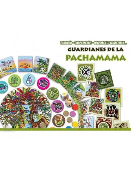 Guardianes de la Pachamama