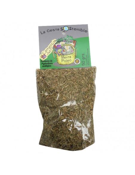 Poleo menta ecológica granel 50 grs