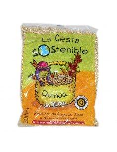 Quinoa comercio justo 500 grs