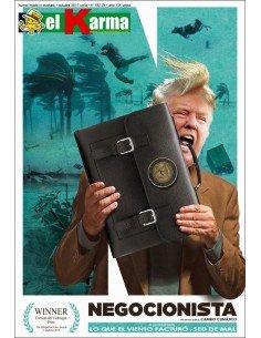 Revista EL KARMA Nº 192 Octubre 2017
