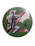 Chapa Eusko Gudariak verde