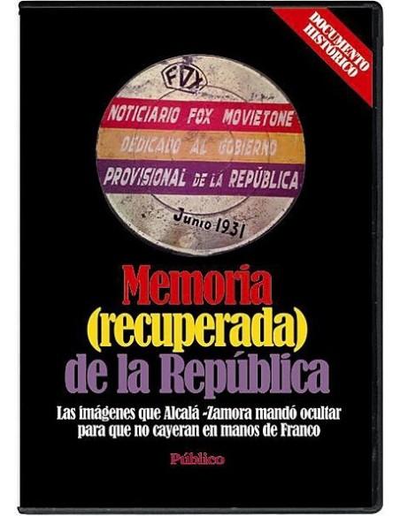 Memoria (recuperada) de la República DVD