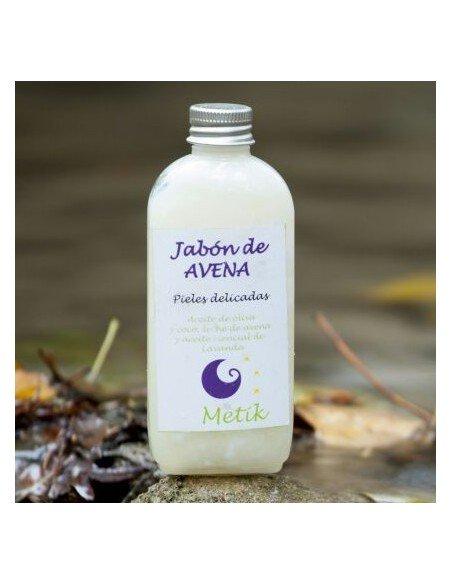 Jabón de Avena ecológico