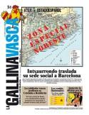 Número 135 (Octubre) La Gallina Vasca Euskal Oiloa