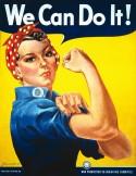 Pegatina We Can Do It