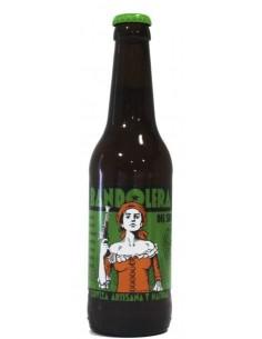 Cerveza Bandolera Verea ecológica