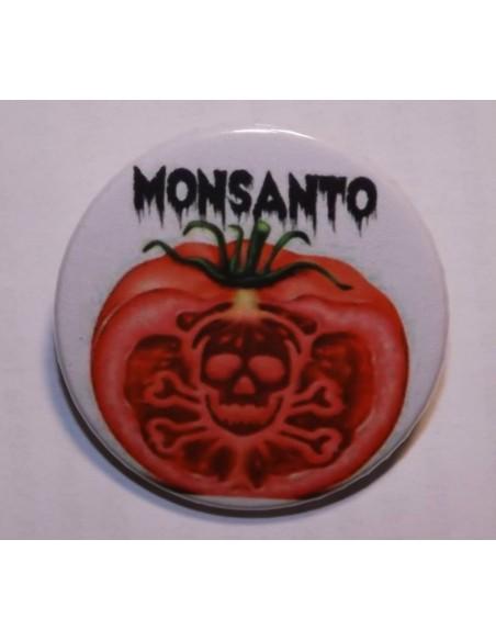 Chapa Monsanto - Peligro
