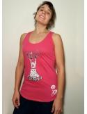 Camiseta rosa tirantes Biziz bizi
