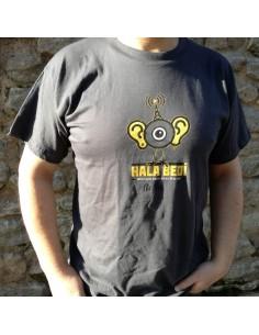 Camiseta gris Hala Bedi