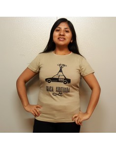 Camiseta Masa Kritikoa de Biziz Bizi
