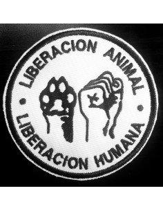 Parche liberación animal, liberación humana