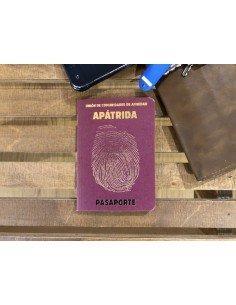 Apátrida pasaporte