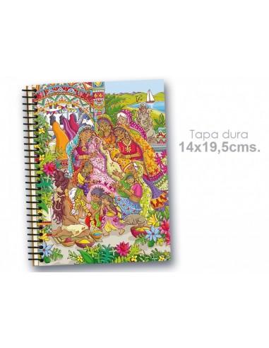 Cuaderno India