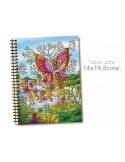 Cuaderno Mariposa
