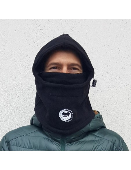 Pasamontañas polar Antifascista