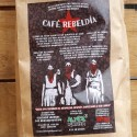 Café rebeldía en grano