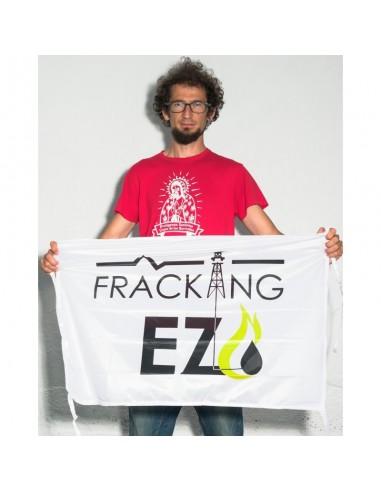 Pack Bandera Fracking ez + Mástil
