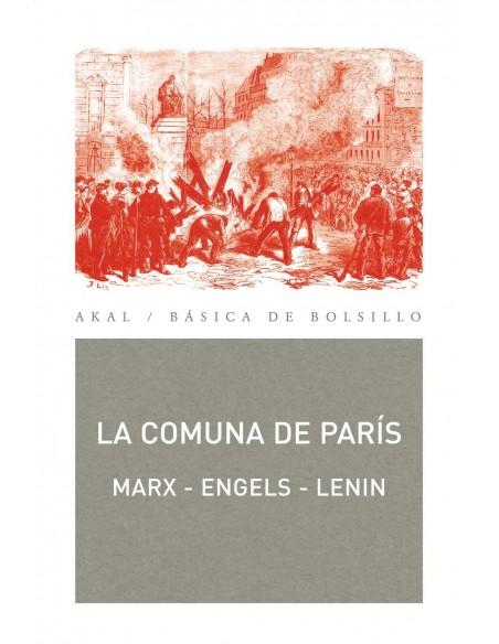 La Comuna de París de Marx, Engels y Lenin