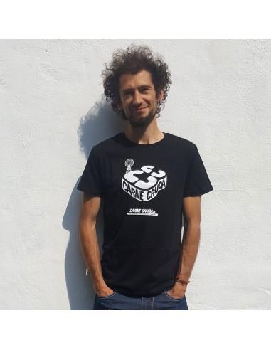 Camiseta Carne Cruda