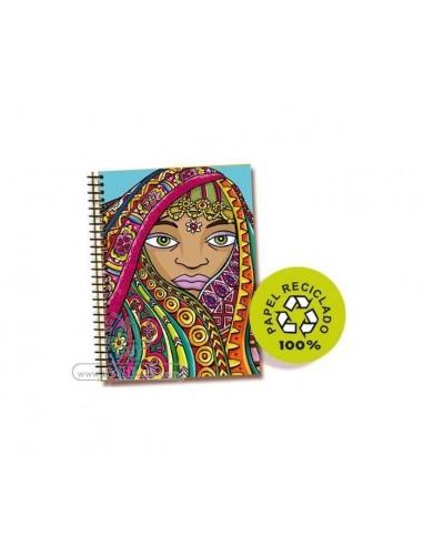 Cuaderno Sari