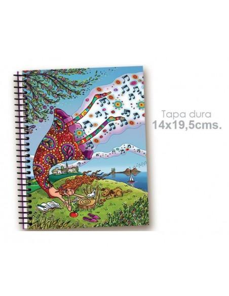 Cuaderno Eres música