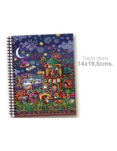 Cuaderno Casa de poetas