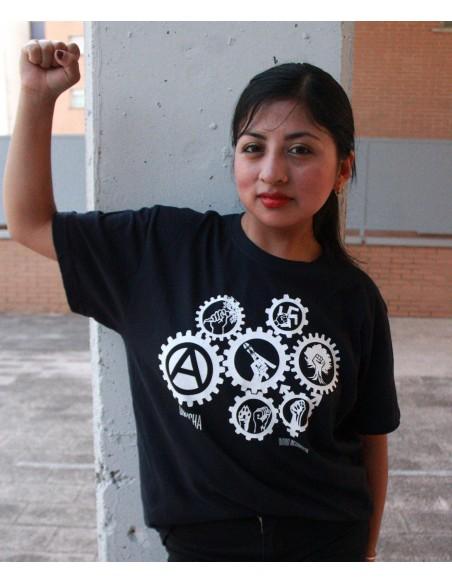 Camiseta Una lucha