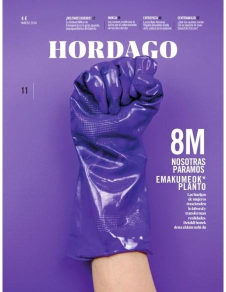 Hordago (El Salto) - Marzo 2018