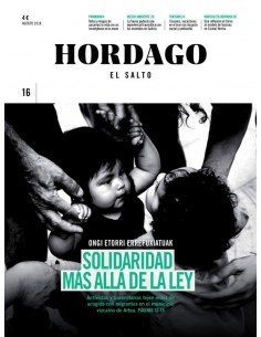 Hordago (El Salto) - Agosto 2018