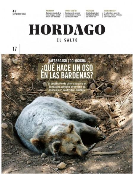 Hordago (El Salto) - Septiembre 2018