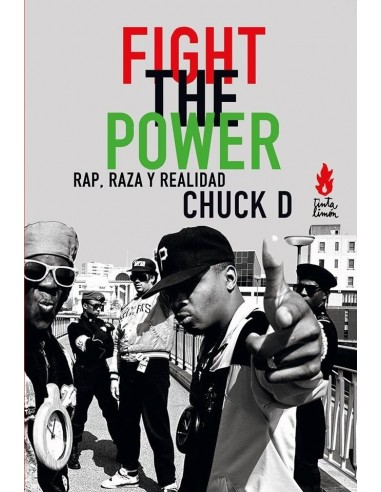 Fight the power - Rap, Raza y Realidad