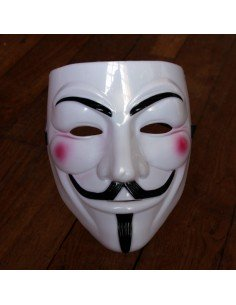 Mascara Anonymous (Guy Fawkes / V de Vendeta)